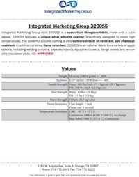 IMG Integrated Marketing Group 3200SS Silicone Cloth.pdf