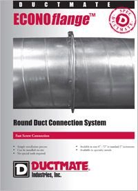 Ductmate Econoflange Round Duct Connection System.pdf