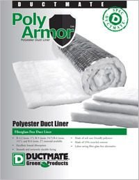 Ductmate Poly Armor Polyester Duct Liner.pdf
