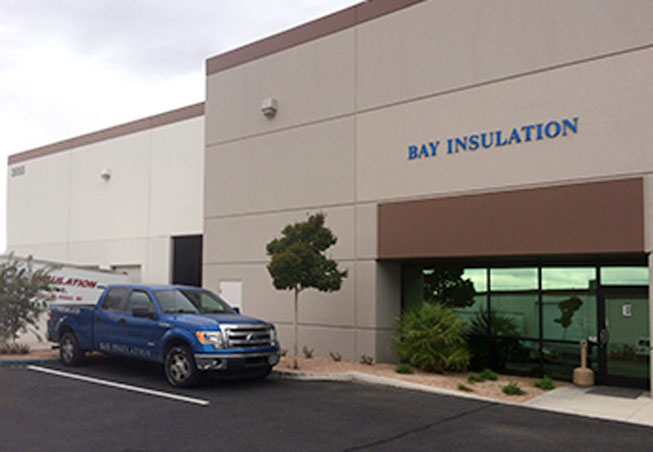 Bay Insulation Supply of Nevada Inc.